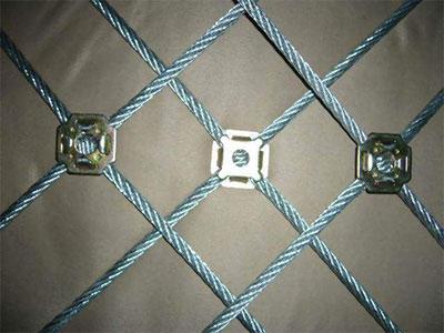 护坡蜘蛛网(绞索网)