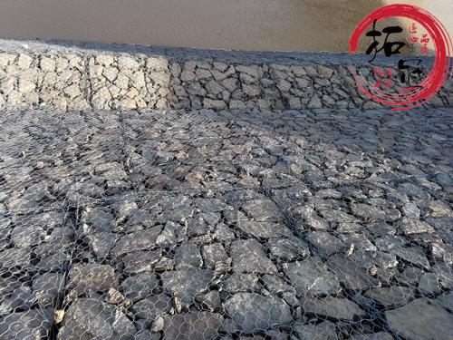 河道护坡石笼网